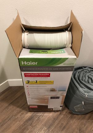 Haier Portable AC for Sale in Orlando, FL