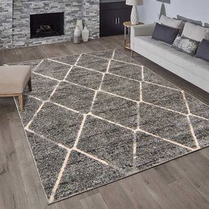 Siena Rug Collection, Marca Gray 5.3x7 dayzofjs for Sale in Phoenix, AZ
