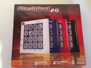 FlashPad 2.0 Touch N Go Electronic Handheld Game for Sale in Raleigh, NC