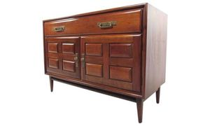 Heywood Wakefield credenza and hutch /cliff house design for Sale in Big Bear, CA