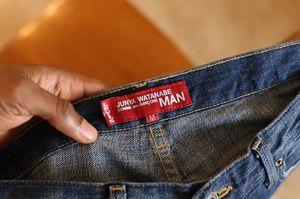 Junya Watanbe Comme de garcon x Levis Mens Jeans for Sale in Montgomery Village, MD