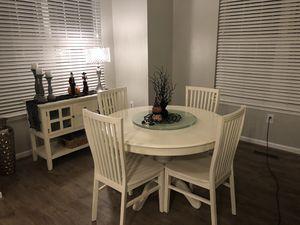 Dining Room Table & Breakfast Buffet for Sale in Philadelphia, PA
