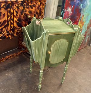 Antique side table by Kamalia for Sale in Tampa, FL