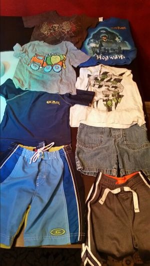 4T boys clothes cheap!!! for Sale in West Palm Beach, FL