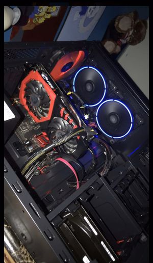 Custom gaming computer *NEGOTIABLE* for Sale in Airmont, NY