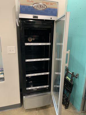 Glass Door Freezer for Sale in Tampa, FL