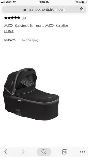 Nuna Mixx bassinet for Sale in Alexandria, VA