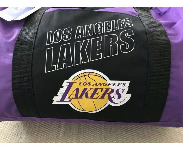 Lakers Duffle bag