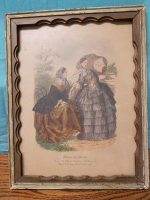 Antique picture signed and numbered for Sale in Overland Park, KS