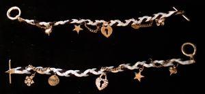 Woven Ribbon Charm Bracelets for Sale in Denver, CO