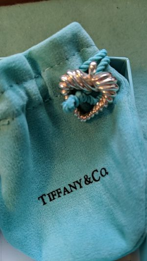 Tiffany & Co Twisted Heart Pendant for Sale in McKeesport, PA