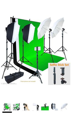Photo and Video light Set for Sale in Fort Worth, TX