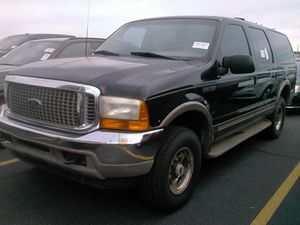 2001 ford Ecursion 4x4 for Sale in Redford Charter Township, MI