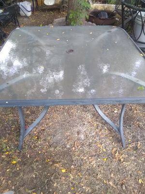 Garden table for Sale in San Antonio, TX