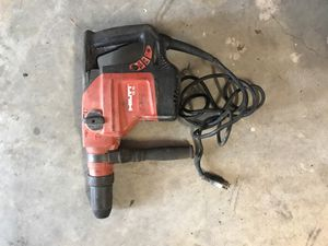 Hilti TE 56 hammer drill for Sale in Porter, TX