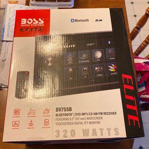 Boss Audio System for Sale in Tonawanda, NY