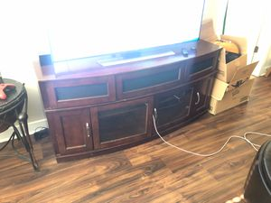 TV Stand/Media Center (Price reduced)!!! for Sale in West McLean, VA
