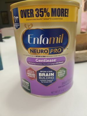 Enfamil Formula Gentlease **has to sell today** for Sale in Cypress Gardens, FL