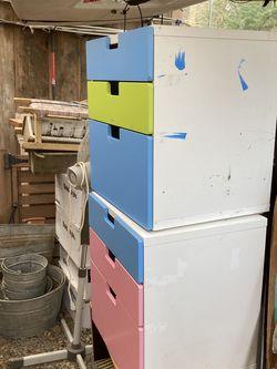 (2) IKEA Storage Units for Sale in Lake Oswego,  OR