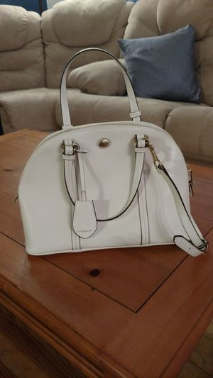 Coach Authentic Peyton White bag new unused no tag for Sale in Nether Providence Township, PA