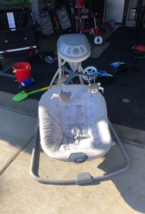 Baby swing for Sale in Vancouver, WA