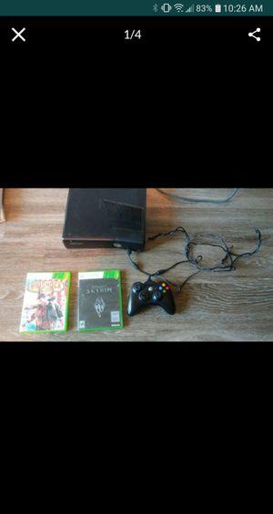 Xbox 360, Bioshock Infinite, Skyrim for Sale in Chandler, AZ