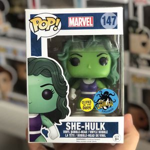 Funko Pop - SHE-HULK Glow-On-The-Dark - Comikaze Exclusive for Sale in Rowland Heights, CA