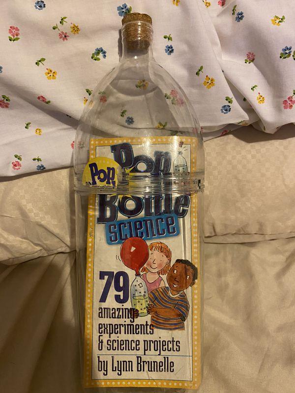 Brand new pop bottle science