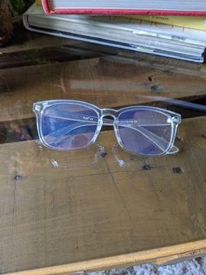 Blue light blocking glasses (no prescription) for Sale in Kent, WA