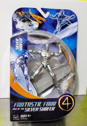 Fantastic Four SILVER SURFER Action Figure/ New for Sale in The Bronx, NY