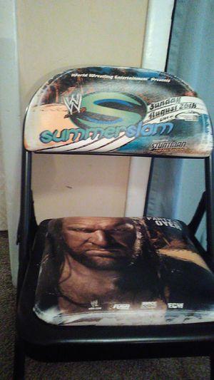 SummerSlam wrestling chairs for Sale in Nashville, TN
