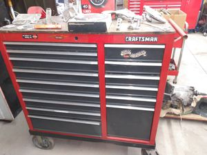 Tool box/motorcycle parts for Sale in Lebanon, IN