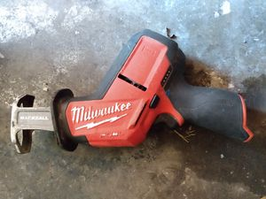 Milwaukee M12 Fuel Hackzall (Tool only) for Sale in Bell Gardens, CA