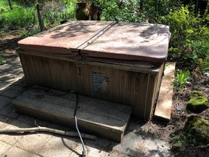 Free hot tub for Sale in Portland, OR