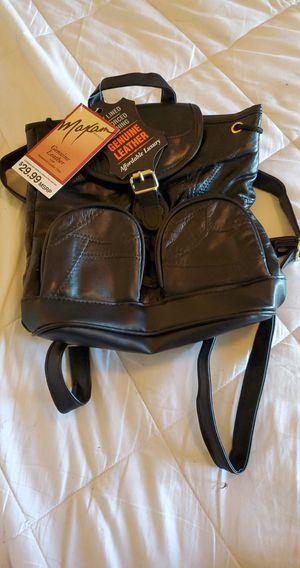 Maxam Genuine Leather Backpack/Purse for Sale in Alameda, CA