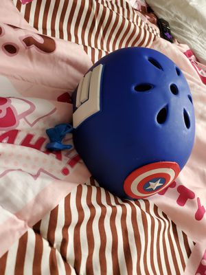 (Childs Ages 5+) Captain America Helmet for Sale in Tacoma, WA