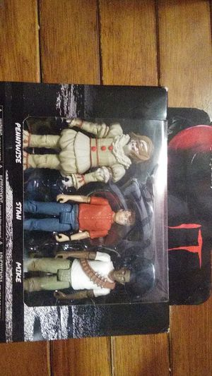 IT. Funko Action figures. In box. Never opened. for Sale in Los Angeles, CA