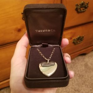 Tiffany & Co. Locket necklace for Sale in Burleson, TX