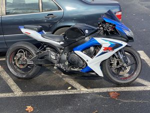 2009 Gsxr 750 for Sale in Dumfries, VA