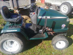 Craftsman garden tractor for Sale in Flat Rock, MI