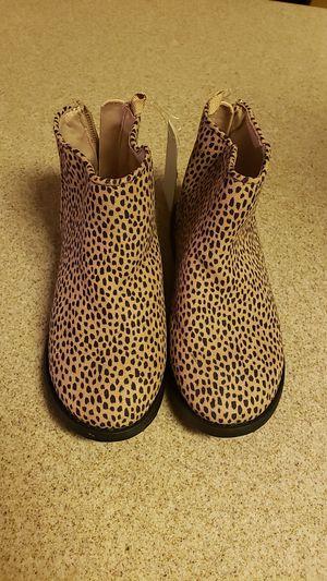 Little Girl Gap Leopard Boots for Sale in Houston, TX