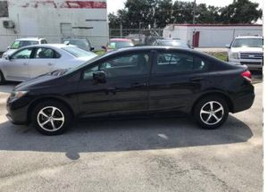 2015 Honda Civic🔸Automatic 🔺$1,500.- DOWN PAYMENT🔺 😀 CASH PRICE 10,900.- 😀 🏁🔺 HABLAMOS ESPAÑOL 🔺 🔺 for Sale in Tampa, FL