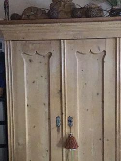 Biedermeier Style Cabinet from Old Bavarian Hotel for Sale in Tacoma,  WA