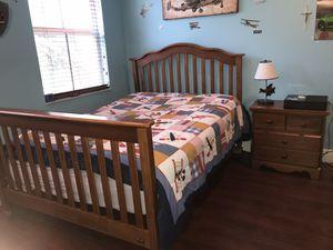 """WOOD BEDROM SET """"Europa Baby"""" for Sale in Miramar, FL"""