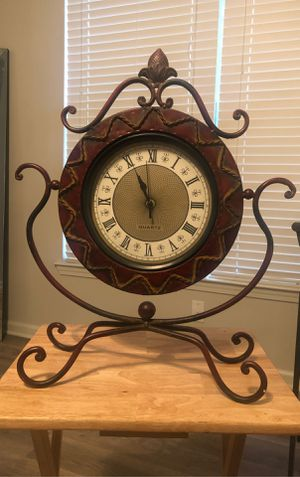 Antique decorative Clock for Sale in Marietta, GA