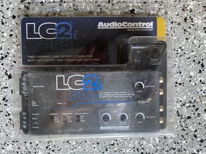 LC2i Pro hi lo converter for Sale in Sacramento, CA