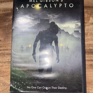 Apocalypto On DVD for Sale in Los Angeles, CA