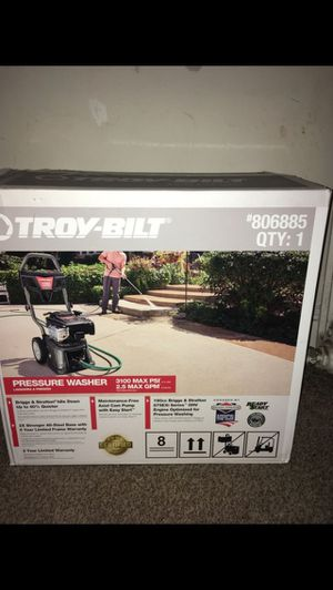 Brand new never been used pressure washer for Sale in Washington, DC