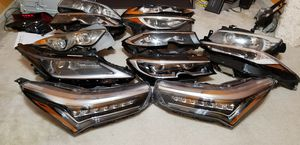 Acura Infiniti ford BMW Lexus headlight, luces , parts for Sale in Miramar, FL