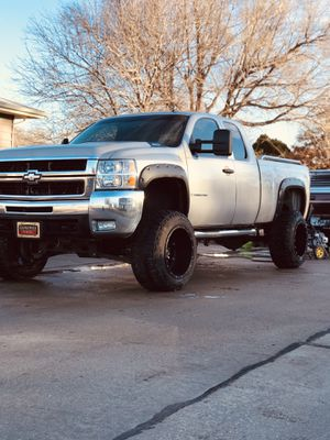 2008 Chevy 2500 hd duramax 4x4 for Sale in Wichita, KS